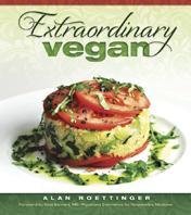 extraordinary vegan book cover